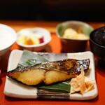 鈴波 - 鈴波定食 (¥1,430税込)