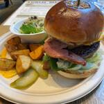 ザコーナー ハンバーガー -