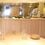 グリーチネ - オープンキッチン