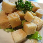 十限無 - 高野豆腐サイコロ揚げ