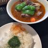 アジャンタ - 料理写真:ラム木の子 1300円