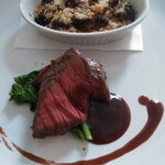 Bistro guccho - 牛モモ肉とアッシュパルマンティエ