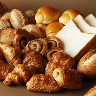 ホテルの味をご自宅で「ホテルメイドパン」