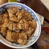 新屋 - 料理写真:焼き鳥丼