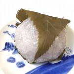 住吉団子本舗 - 桜餅