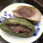 住吉団子本舗 - 桜餅、草餅
