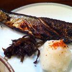 あじ - 新秋刀魚2012