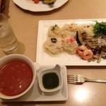 14744718 - パスタdeつけ麺