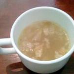 14744800 - 優しい味のスープです。