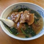 南南 - 扣肉湯麵