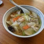 南南 - 広東麺