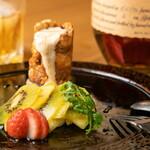 歳時鹿火 - コース料理デザート