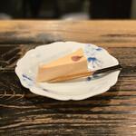 鈴木珈琲店 - ・桜のレアチーズケーキ 540円/税込