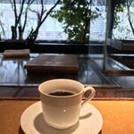 岡半 - コーヒー