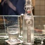 魚貝三昧 げん屋 - ・神亀酒造 仕込み水