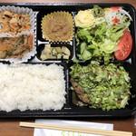 オープンキッチン然 - 料理写真:然御膳 柚子胡椒オニオン