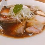 Mendokoroshinohara - 特製醤油そば