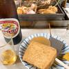 ふくや - 料理写真:ビール&おでん
