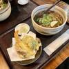 蕎麦切り 翁 - 料理写真:天ぷらそば