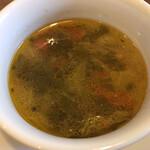 シャトン - スープ