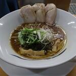 青波 - 慕情 醤油(800円、斜め上から)