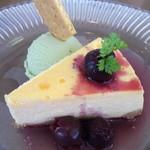 ハングリーズ - チェリーチーズケーキ