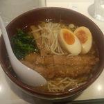 万世拉麺 - 味玉排骨ラーメン