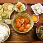cafe 茶蔵 - 日替り(850円)