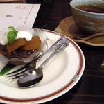 カフェ&ダイニング 990 - お得セットの選べるデザート