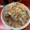 ラーメン二郎 - 料理写真:小豚マシ