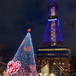 147465540 - 札幌・大通り公園のTV塔にのぼりました(о´∀`о)