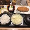 とんかつ松乃家 - 料理写真:490円では豪華