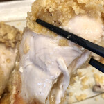 鶏の三平 - ✨丸裸❤️✨