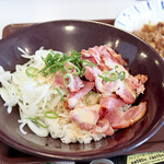すき家 - NY ポーク丼