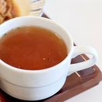 すき家 - オニオンスープ