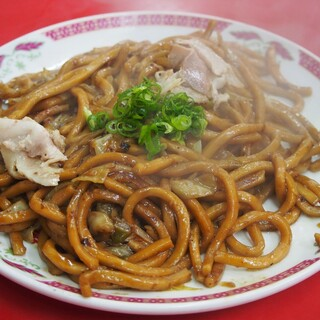 江洋軒 - 料理写真:焼そば