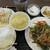 黄金の華 - 週替わり定食からチンジャオロース定食