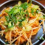 福一 - 豚キムチ(700円)