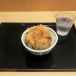 そばいち - かき揚げ小丼320円