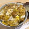 あげ幕 - 料理写真:美味しいかつ丼で満腹満足♪(´∀`)