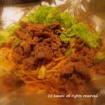 千陽 - 【2012/9 再訪】 季節のコース 1,800円