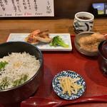 季節料理と静岡おでん しんば -