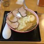麺切り 白流 -
