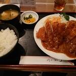洋食 キャベツ - 料理写真: