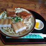 お食事処 じんく屋 - 料理写真:宮古そば(*´∀`)♪
