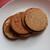 佐々木製菓 - 料理写真:三色せんべい