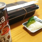 洋食おぎ - 料理写真:テイクアウトのおまけ ポッカコーシー