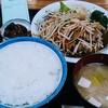 食堂 なすの屋 - 料理写真:焼肉定食(950円)