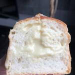 147496704 - 甘くてサラッとしたクリームはとても洗練されたお味でした