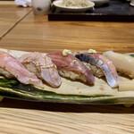 蕎麦割烹  倉田 - 寿司盛り